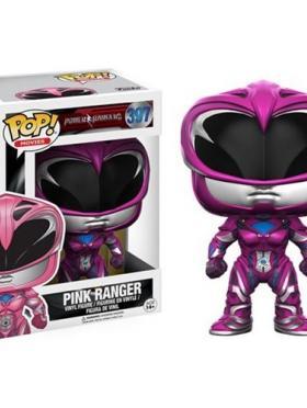 Pink Ranger Funko POP! Movies Power Rangers