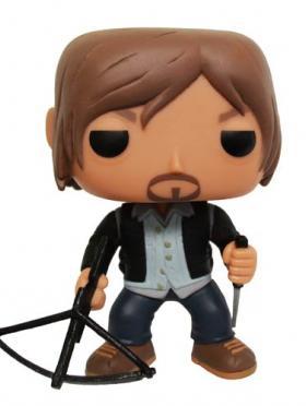 Biker Daryl Dixon (The Walking Dead) [Previews Exclusive]
