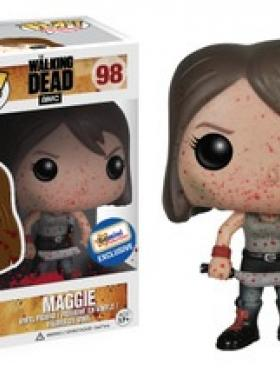 """""""Bloody"""" Maggie (The Walking Dead) [Gemini Collectibles]"""