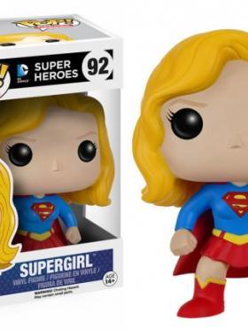POP HEROES SUPER GIRL