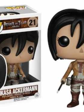 Mikasa Ackermann(Attack on Titans)