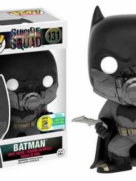 Funko Pop Heroes Suicide Squad #131 Underwater Batman Summer Convention Exclusive