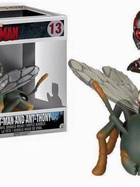 Ant Man with Ant-hony
