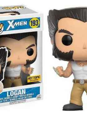 Logan Hot Topic