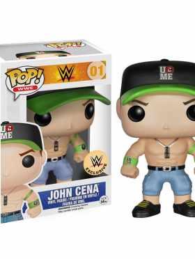 John Cena Green Variant [WWE.com]