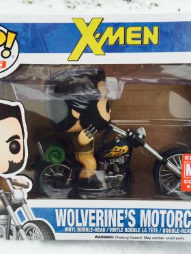 Wolverine's Motorcycle (MCC)