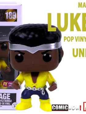 Luke Cage Preview Exclusive