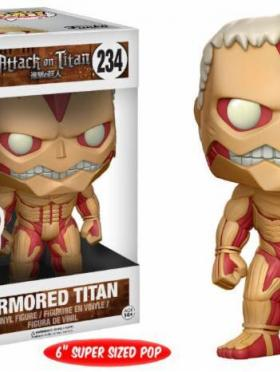 Armored Titan - Attack on Titan