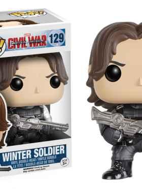 Winter Soldier / Soldado del invierno