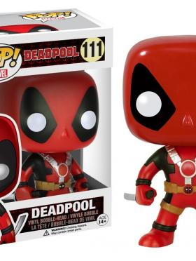 DEADPOOL TWO SWORD