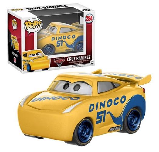 Cruz Ramirez Funko POP! Disney Cars 3