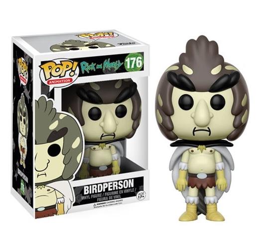Birdperson Funko POP! Animation Rick and Morty