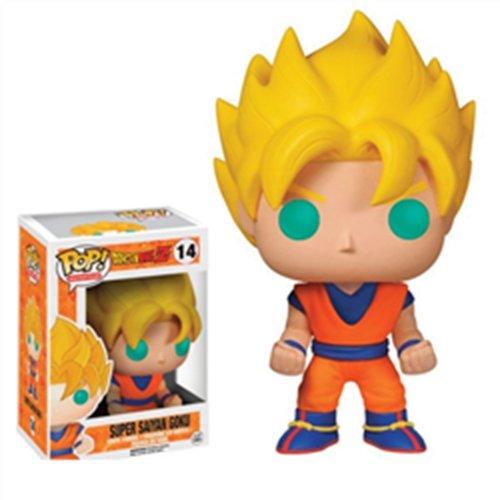 Funko POP! Dragon Ball Z Vinyl Figure Super Saiyan Goku