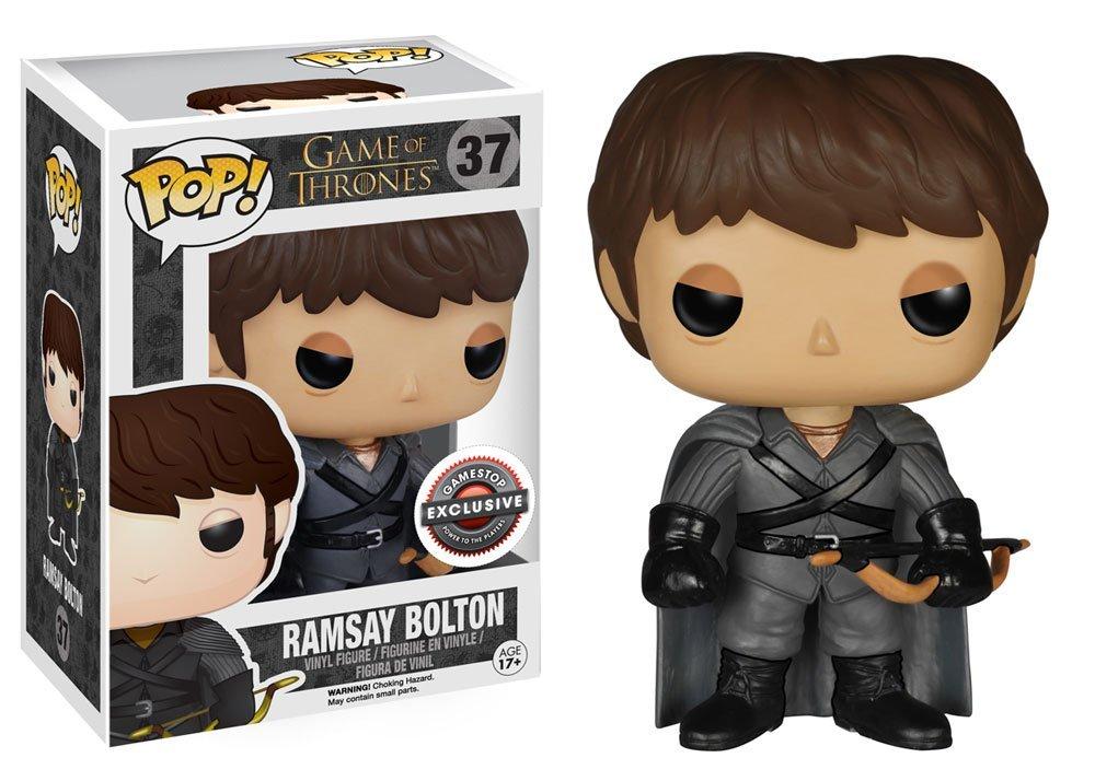 Ramsay Bolton Game of Thrones Gamestop Exclusive Funko Pop