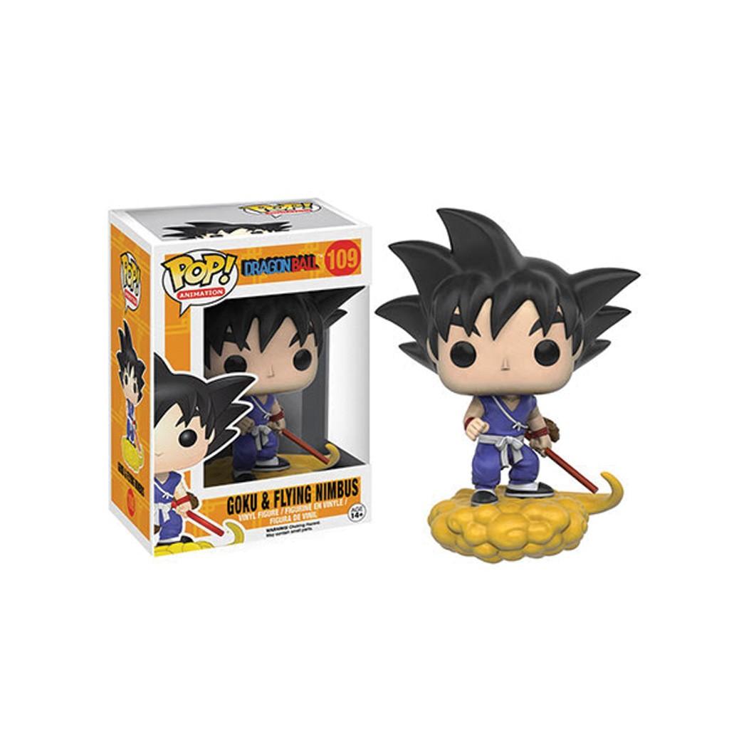 Goku & Flying Nimbus / Goku nube voladora
