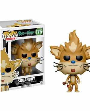 Squanchy Funko POP! Animation Rick and Morty
