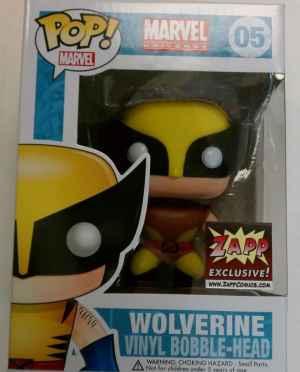 Classic Brown Wolverine (Zapp Comics)