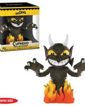 Cuphead Diablo / The DEvil