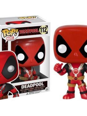Deadpool Thumbs Up Funko POP! Marvel