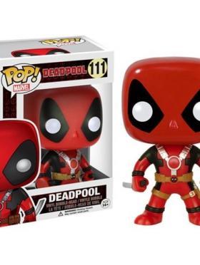 Deadpool Two Swords Funko POP! Marvel