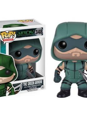 POP Vinyl Green Arrow