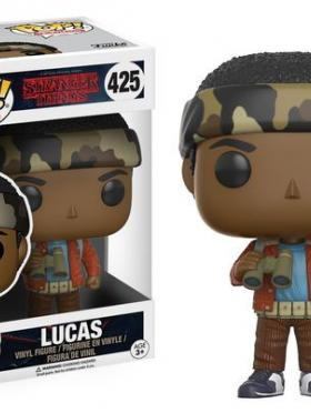 Funko POP Television Stranger Things Lucas Toy Figure