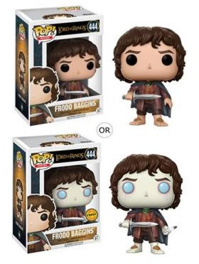 Frodo Baggins Funko POP! Movies The Lord of The Rings