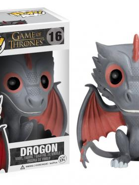 Game of Trones - Drogon