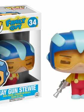 Family Guy Ray Gun Stewie